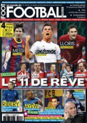 Publication dans le magazine «le monde du foot»