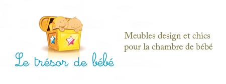 trésor de bébé, site internet, site marchand, meubles design, chambre bébé, naissance, déco, aline deguy