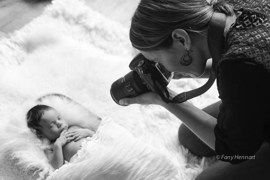 formation, atelier, cours, photo, nouveau-né, studio, bébé, Aline Deguy, Paris