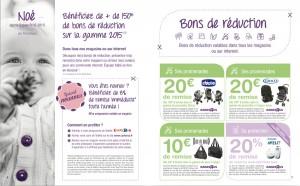 Publication Presse – Catalogue Puériculture 2015 – BabiesRus