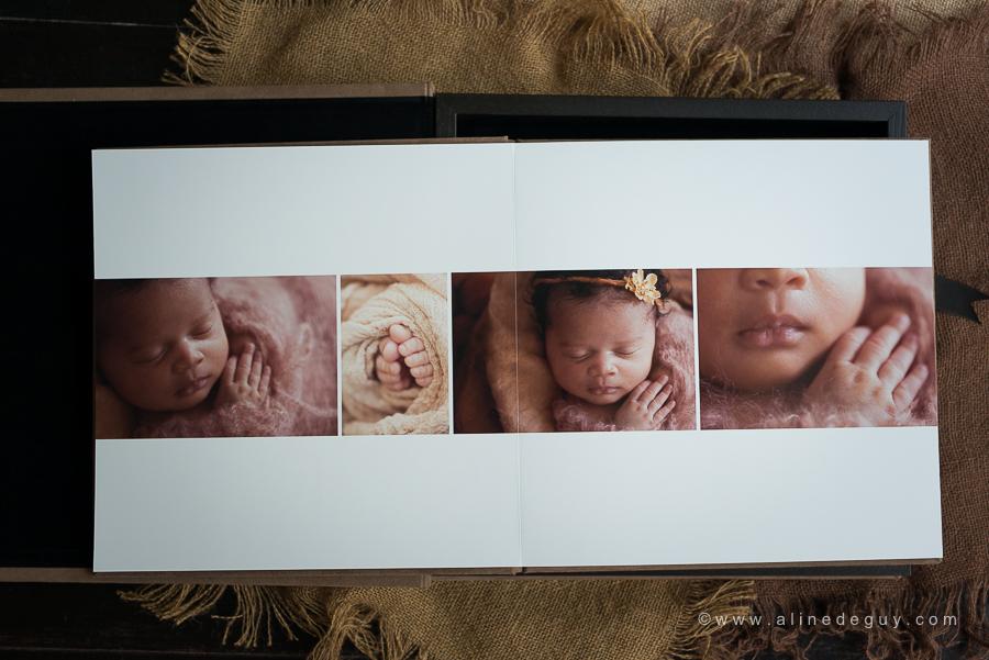 photographe bébé paris album