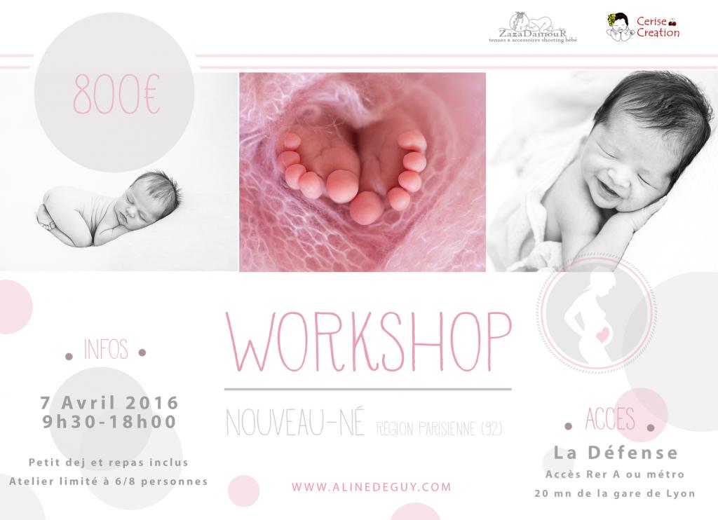 workshop, workshop nouveau-né paris, workshop newborn posing paris, Formation photo nouveau-né