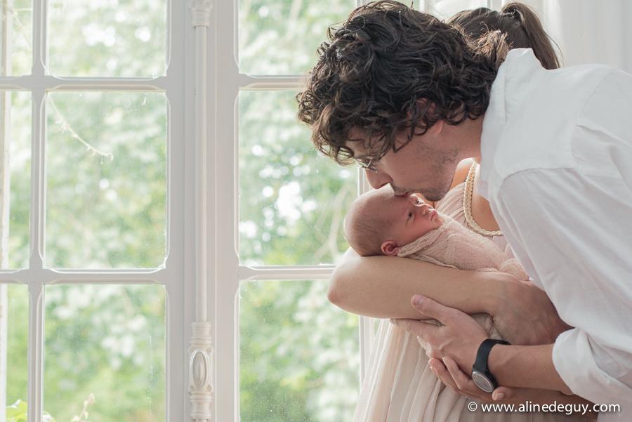 reportage photo à domicile naissance