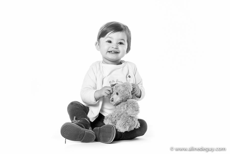 studio photo hauts de seine, photo bébé studio, Photographe enfant