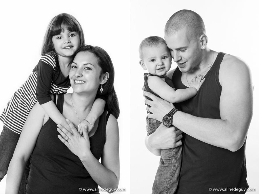 photographe bébé, maman, papa, photo, séance photo famille , shooting studio famille