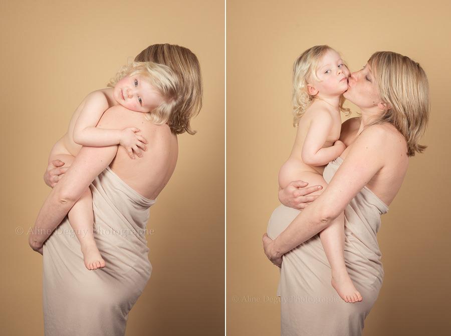 femme enceinte, bon cadeau, idée cadeau naissance, photo, studio, famille, grossesse, blog, aline deguy
