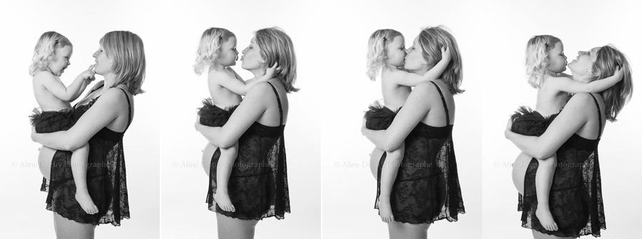 photographe studio, aline deguy, photo, mere-fille, grossesse, blog femme enceinte, shooting