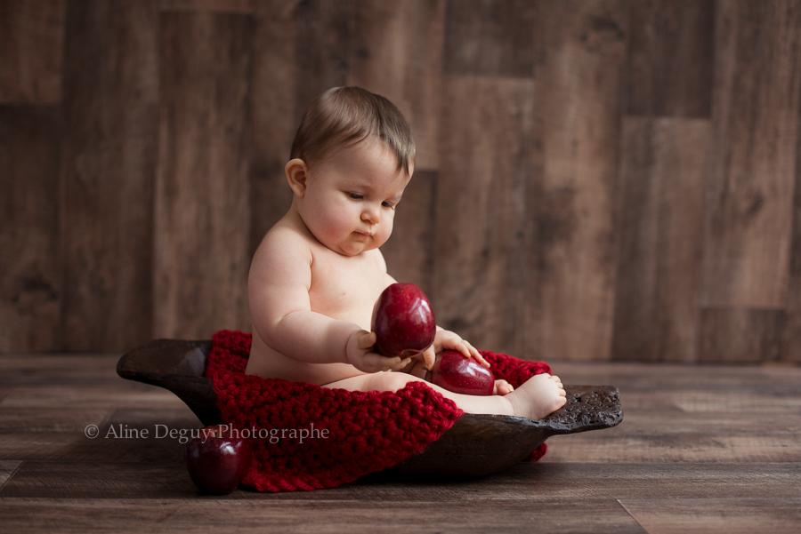 Photo bebe, studio, casting, shooting, baby, Aline Deguy, Anne Geddes