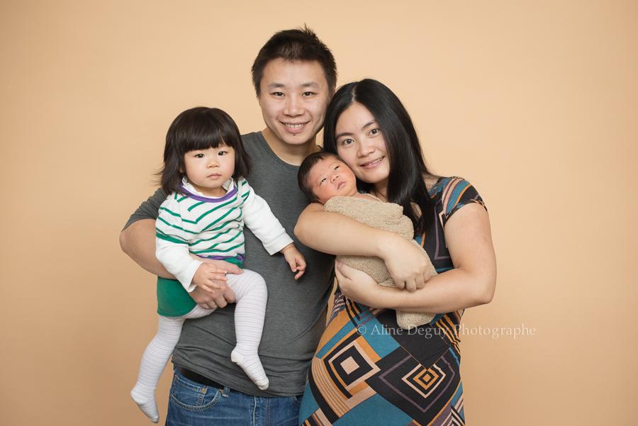 photographe bebe, famille asiatique, nouveau-ne, paris, 92, aline deguy