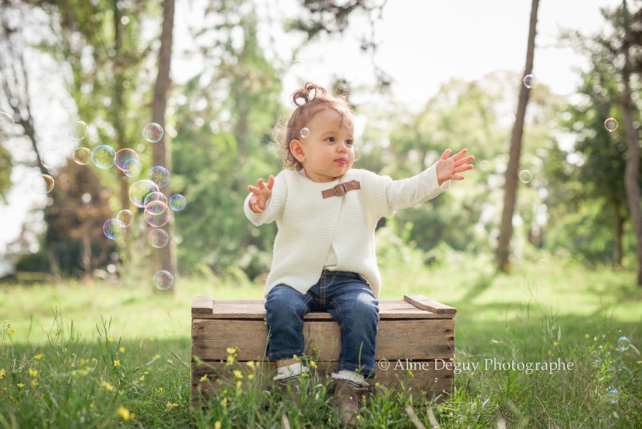 photographe enfant, extérieur, boulogne