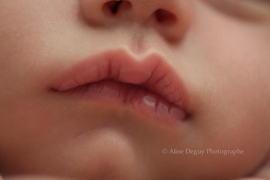 photo bouche, nouveau-né, bébé, naissance, aline deguy, paris