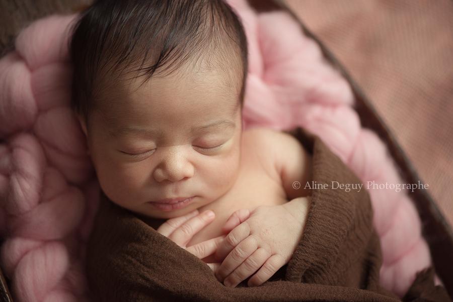 Photo, portrait bébé, Aline Deguy, Nouveau-né, Paris, 91, 92, 93, 94, 95, 77, 78, 60