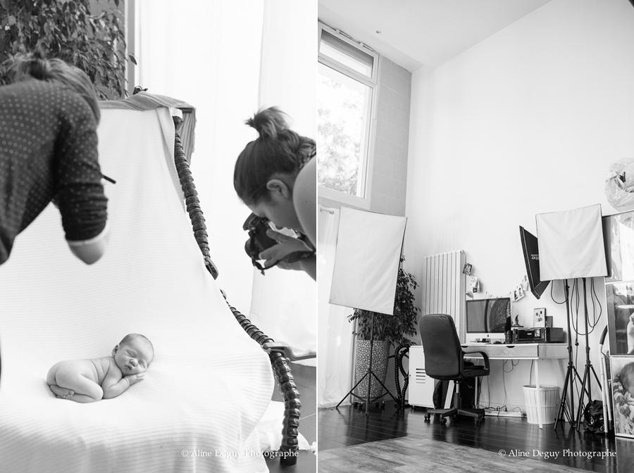 formation, photographie, workshop, newborn posing, France, nouveau-né, bébé, Aline Deguy, France