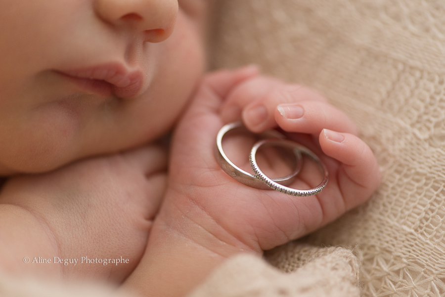 photographe, bébé, mariage, Aline Deguy, Mains, bébé, nouveau-né