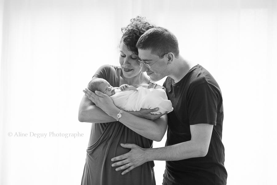 photographe, bébé, 78, Aline Deguy, nouveau-né, grossesse