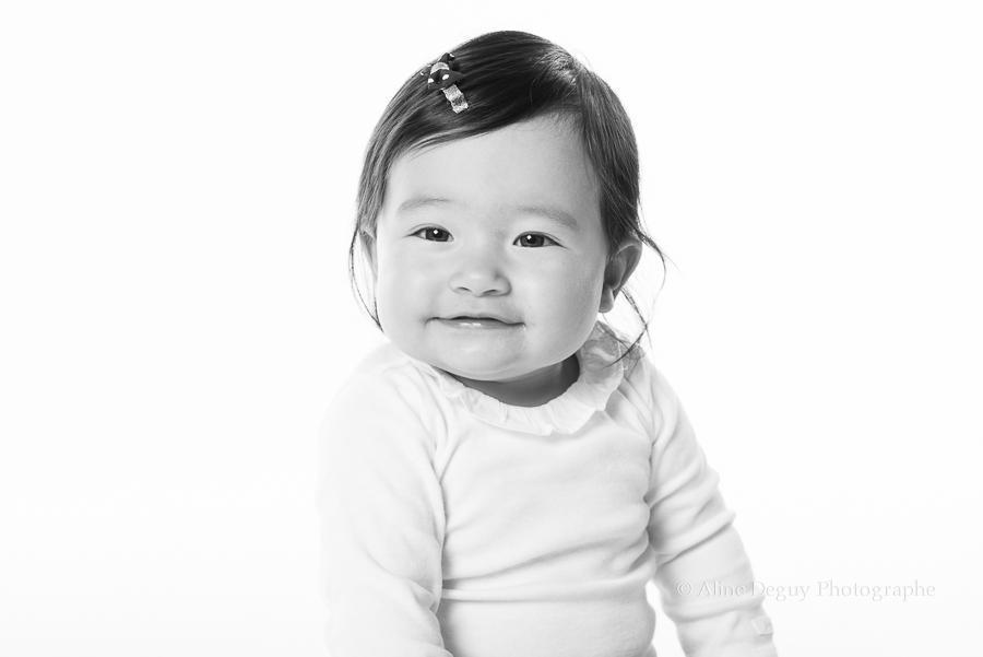 Portrait, bébé, Aline Deguy