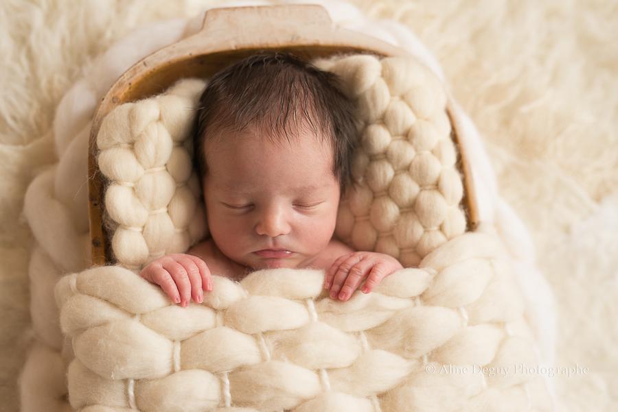 photographe, nouveau-né, bébé, Aline Deguy, Studio, Paris