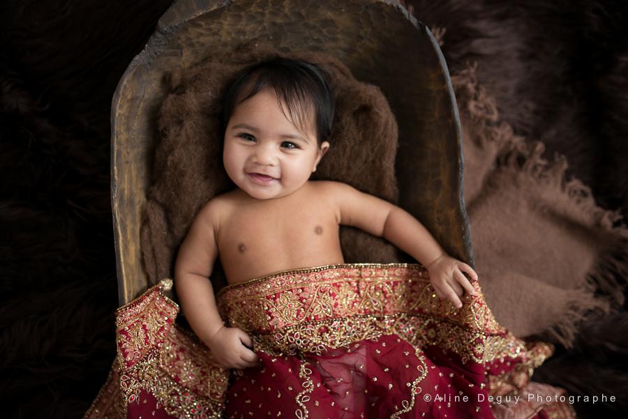 photo de bébé, studio Paris, 92, 91, 8 mois, image