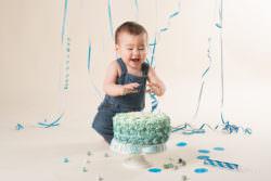 Photographe bébé Nanterre 92 -Premier anniversaire- Smash the Cake
