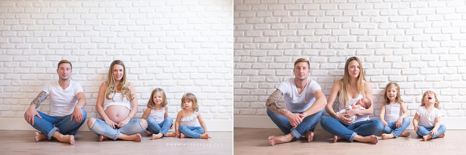 Photographe grossesse, photographe femme enceinte à domicile