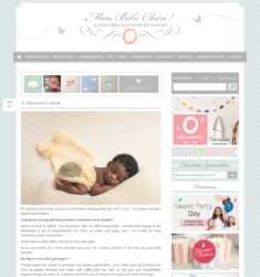 Publication Blog bébé – Mon bébé chéri – Jamal