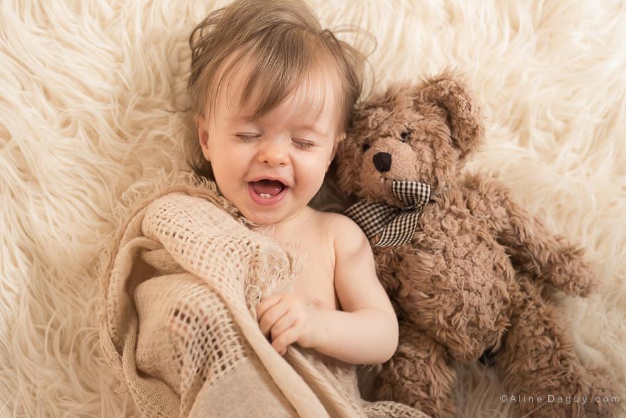 Séance photo bébé, photographe Aline Deguy Paris