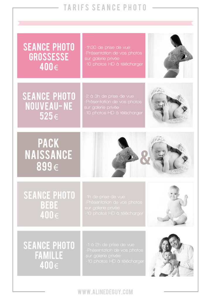 aline deguy photographe femme enceinte nouveau ne et bebe et suivi des familles studio tarifs. Black Bedroom Furniture Sets. Home Design Ideas