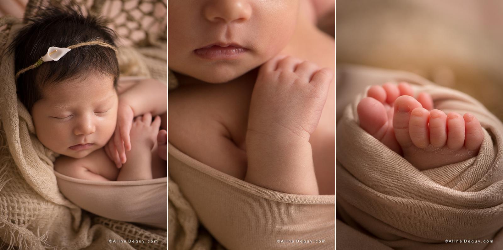 photo bebe, aline deguy, photographe naissance 92