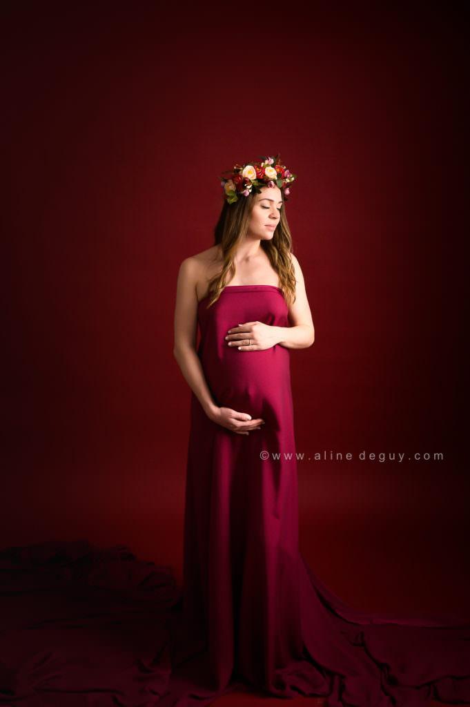 Photographe grossesse paris, photographe grossesse neuilly, Aline Deguy, photographe femme enceinte Neuilly