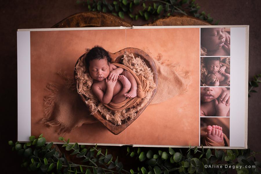 Aline Deguy, Album photo bébé, photographier son bébé, souvenir naissance