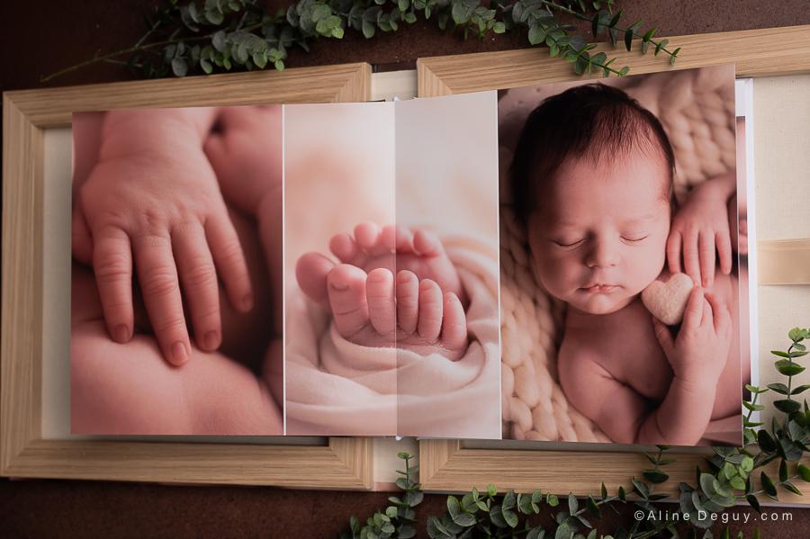 Album photo naissance bébé, photographe bébé, idée cadeau naissance, cadeau babyshower, séance photo bébé